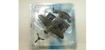 miniature airplane Lavonchkin LA-5 Legendary (escala 1-100)