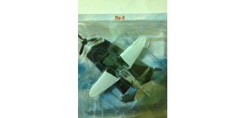 Lavochkin-Gorbunov-Goudkov LaGG-3 (escala 1-102) Avion de plástico