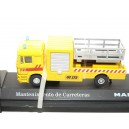 """<h1>MODELO:Camión MiniaturaMantenimiento Carreteras Man</h1> <h2>Fabricante - Manufacturer - Fabricant - Hersteller:Joycity</h2> <h3><span style=""""font-size:11px;"""">ESCALA - SCALE - ECHELLE - MABSTAB:</span><strong style=""""font-size:11px;"""">1:72 - 1/72</strong></h3> <p> </p>"""