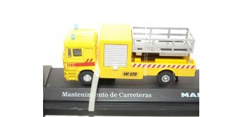 lead figure Camión Mantenimiento Carreteras Man escala 1/72