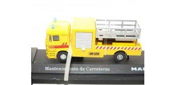Camión Mantenimiento Carreteras Man escala 1/72 Joycity