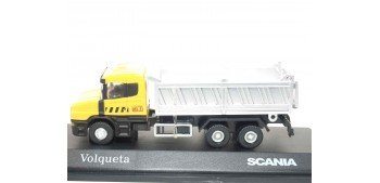 lead figure Camión Volquete Scania escala 1/72 Joycity