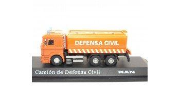 Camión Defensa Civil Man escala 1/72 Joycity
