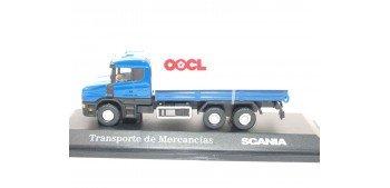 Camión Transporte de Mercancia Scania escala 1/72 Joycity