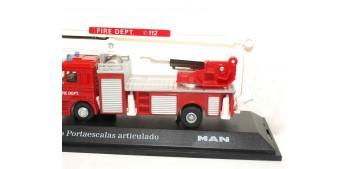 Camión Bomberos Articulado Man escala 1/72 Joycity