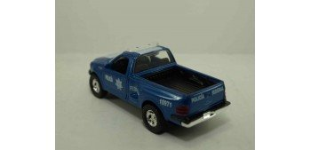 Ford F150 97 México auto policia escala 1/36 - 1/38 Welly