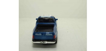 Ford F150 97 México auto policia escala 1/36 - 1/38 Welly
