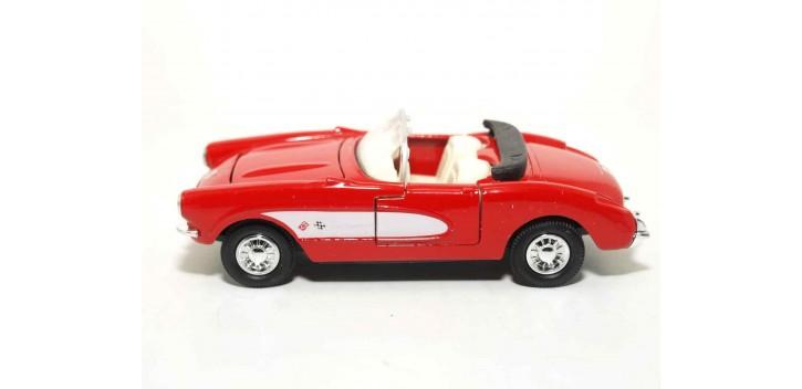 Chevrolet Corvette 1957 escala 1/36 - 1/38