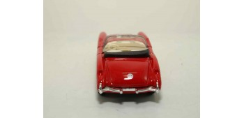 Chevrolet Corvette 1957 escala 1/36 - 1/38