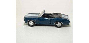 Chevrolet Chevelle SS 454 1971 escala 1/36 - 1/38