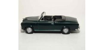 miniature car Peugeot 403 Cabriolet escala 1/36 - 1/38