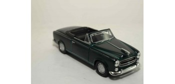 coche miniatura Peugeot 403 Cabriolet escala 1/36 - 1/38