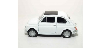 lead figure Fiat Nuova 500 escala 1/36 - 1/38
