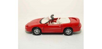 lead figure Chevrolet Camaro 1996 escala 1/36 - 1/38