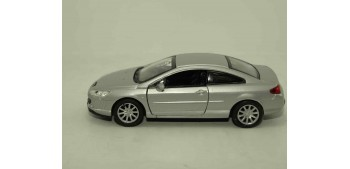 miniature car Peugeot 407 Coupe escala 1/36 - 1/38