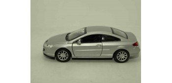 Peugeot 407 Coupe escala 1/36 - 1/38