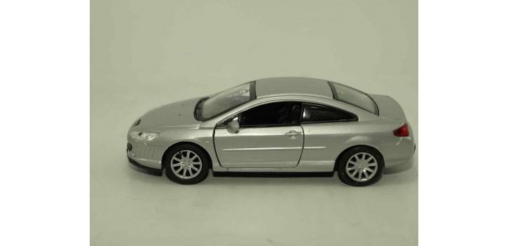 Peugeot 407 Coupe escala 1/36 - 1/38