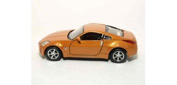 lead figure Nissan Fairlady Z 2003 escala 1/36 - 1/38