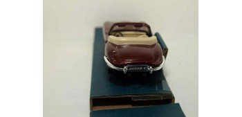 Jaguar E-Type escala 1/36 - 1/38