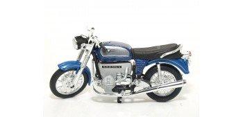 moto miniatura Bmw 75 5 escala 1/18 Welly moto