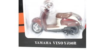 Yamaha VINO YJ50R escala 1/18 Welly moto