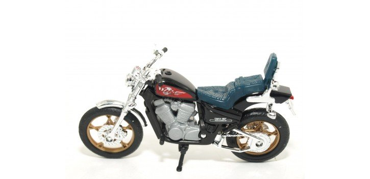 Honda Steed 600 escala 1/18 Welly moto Welly