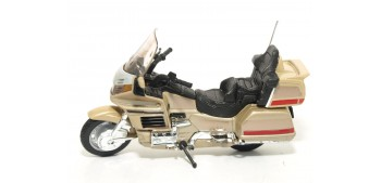 Honda GoldWing escala 1/18 Welly moto