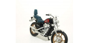 Honda Steed 600 escala 1/18 Welly moto Welly