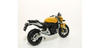miniature motorcycle Honda Hornet escala 1/18 Welly moto