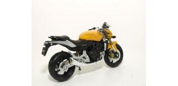 moto miniatura Honda Hornet escala 1/18 Welly moto