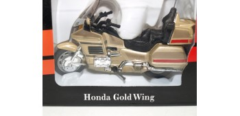 Honda Gold Wing escala 1/18 Welly
