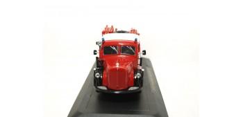 maquetas de coches Maguirus-Deutz Mercur TLF16 1961