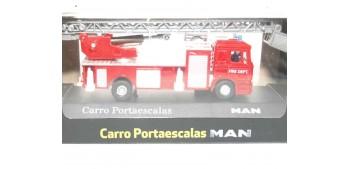 Camión Bomberos Escalera Man escala 1/72 Joycity