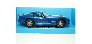 Dodge Viper GTS Coupe escala 1/32 New Ray coche en miniatura