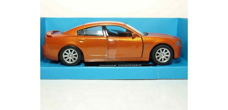 Dodge Charger escala 1/32 New Ray coche en miniatura