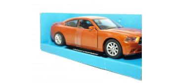 coche miniatura Dodge Charger escala 1/32 New Ray coche en