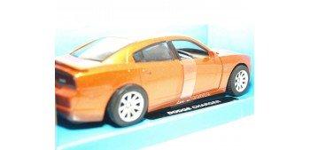 Dodge Charger escala 1/32 New Ray coche en miniatura