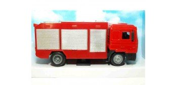 miniature truck Man F2000 camión bomberos escala 1/43 New Ray