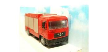 Man F2000 camión bomberos escala 1/43 New Ray