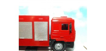 camion miniatura Man F2000 camión bomberos escala 1/43 New Ray