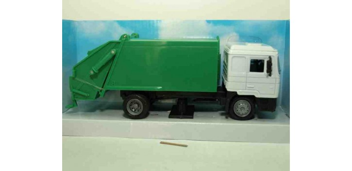 Man F2000 camión basura escala 1/43 New Ray