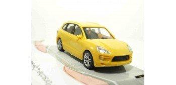 Porsche Cayenne Turbo amarillo escala 1/43 Mondo Motors Mondo Motors