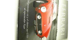 Ferrari - Prototipo 125, 250 GTO, F430E - LIBRO