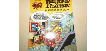 Mortadelo y Filemon - ¡A reciclar se ha dicho!