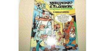 Mortadelo y Filemon - El Embrollo Matutino
