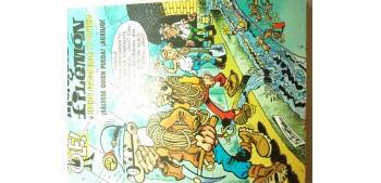 Mortadelo y Filemon - ¡Sálvese quien pueda! con pepe Gotera y Otilio