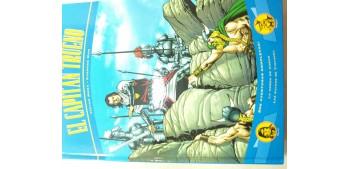 El Capitán Trueno - Edición Cartone - La horda de Akbar - Las