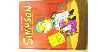 Los Simpson - Edición Cartone - Homer y las navidades