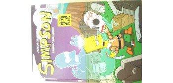 Los Simpson - Edición Cartone - Bardo o no Bardo
