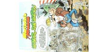 Mortadelo y Filemon - Edición Cartone - Chernovil ... ¡Qué cuchitril!